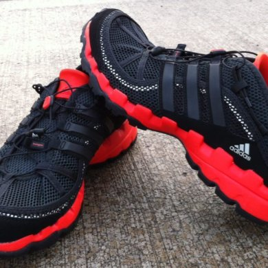 Adidas Hydroterra Shandal Shoe Review