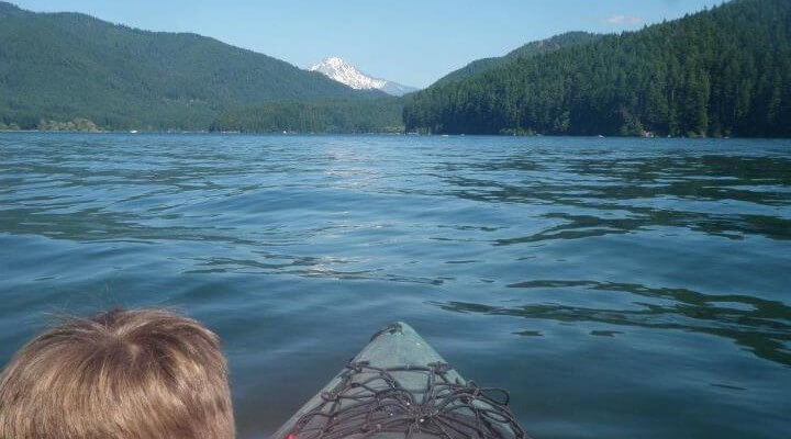 Camping-Kayaking