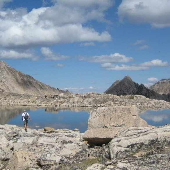 Lonesome Lake, Idaho