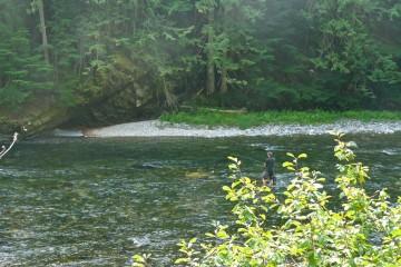 St. Joe River fly fishing