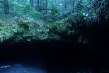 Ape Caves - Watch for the Morlocks.