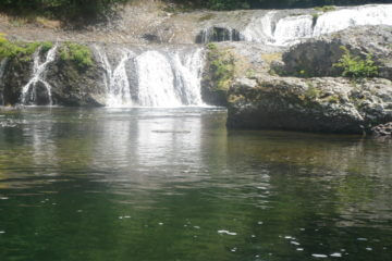 Dougan Falls, Washougal River