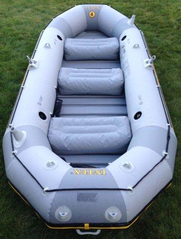 intex mariner inflatable raft