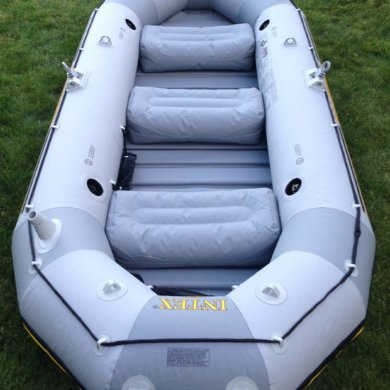 intex mariner inflatable raft
