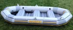intex mariner 4 person boat