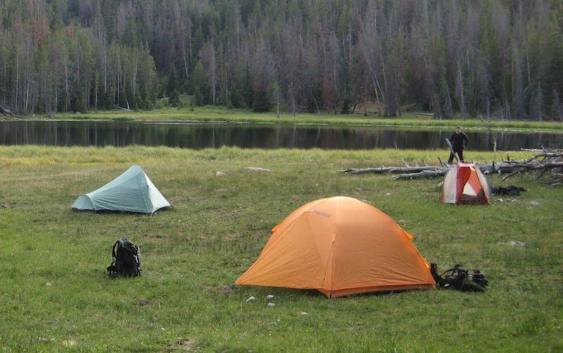 best backpacking tents & How to Choose a Backpacking Tent - Man Makes Fire