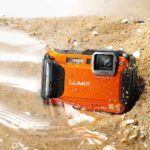 panasonic lumix ts5 waterproof camera
