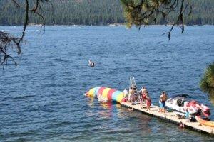 lake launching