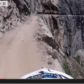 dangerous ride video