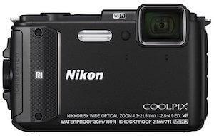 aw120 best waterproof cameras