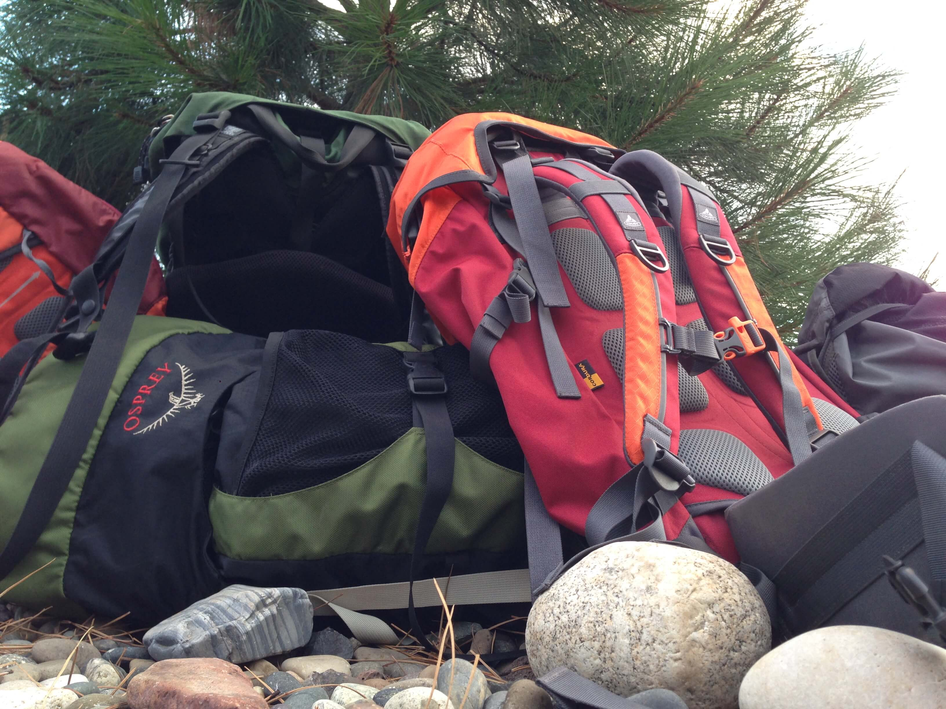 How to Choose the Best Backpacking Pack 2016 - Man Makes Fire