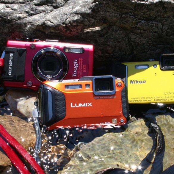 best 2015 waterproof cameras