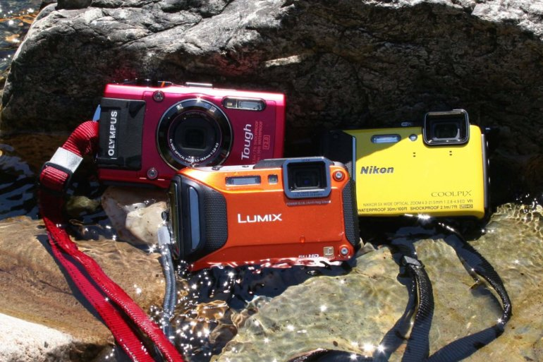 best 2015 waterproof cameras