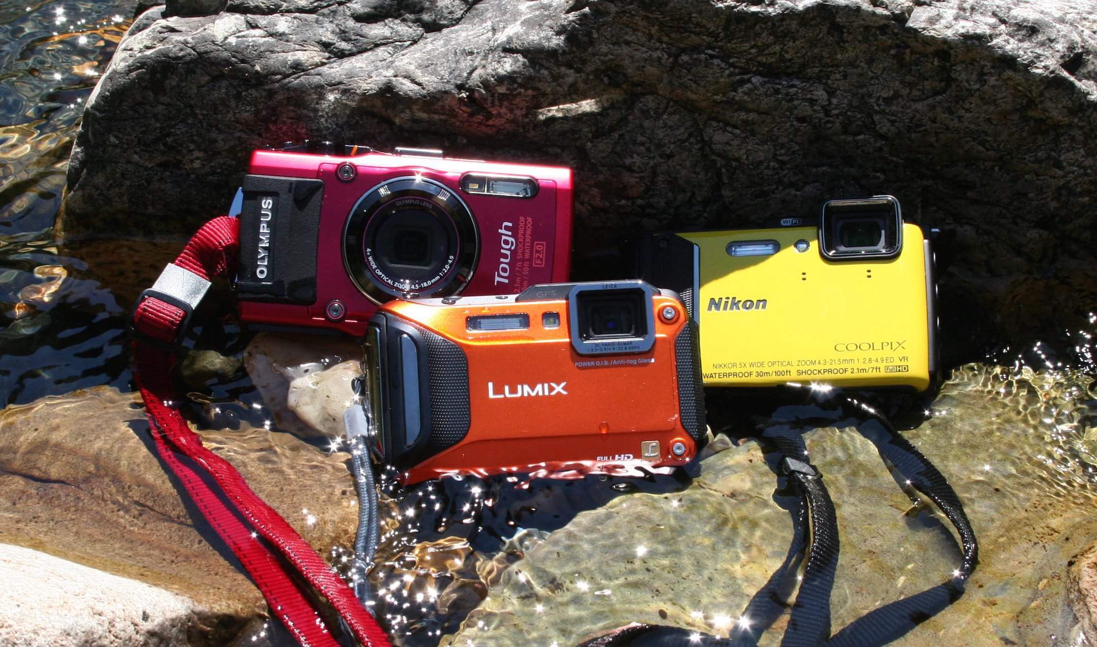 3 Best Waterproof Cameras For 2016 Man Makes Fire