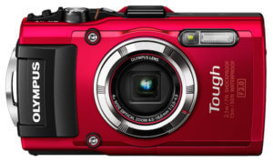 Best Waterproof Cameras Olympus Stylus Tough Tg 4