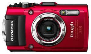 Best Waterproof Cameras Olympus Stylus Tough Tg 4