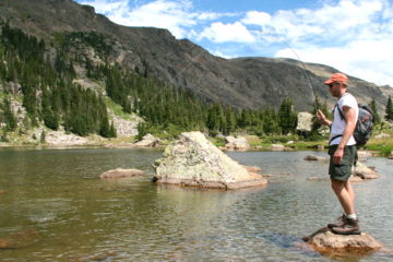 10 best fly fishing waders for the money man makes fire for Best fishing rod and reel combo for the money