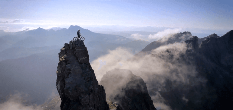 danny macaskill the ridge