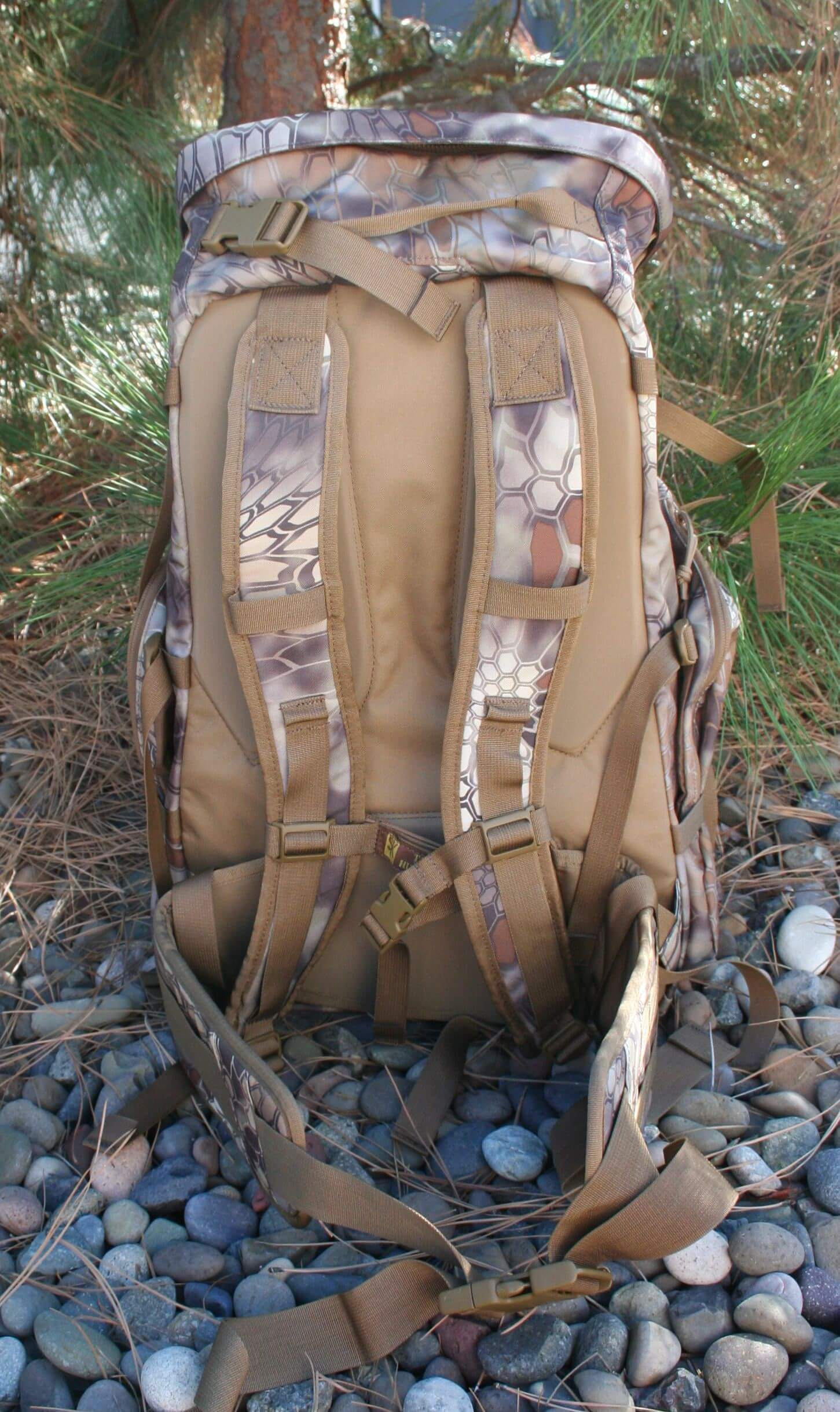 dc30f2f5a91c SJK Carbine 2500 Hunting Backpack Review - Man Makes Fire