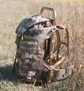 rail hauler review hunting pack