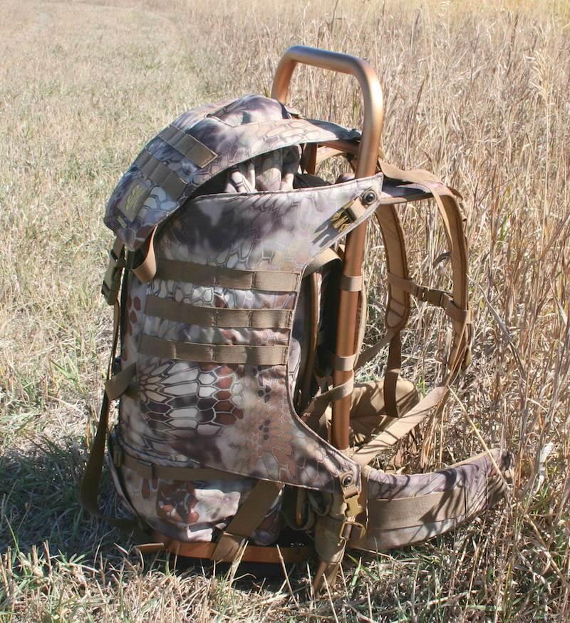 Rail Hauler 2500 Review: Ultimate Hunting Backpack Versatility