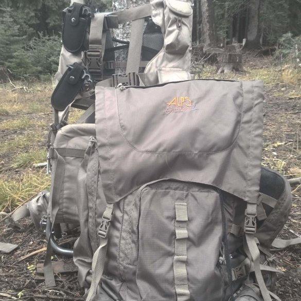 alps outdoorz commander pack review