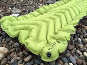 ultralight backpacking sleeping pad