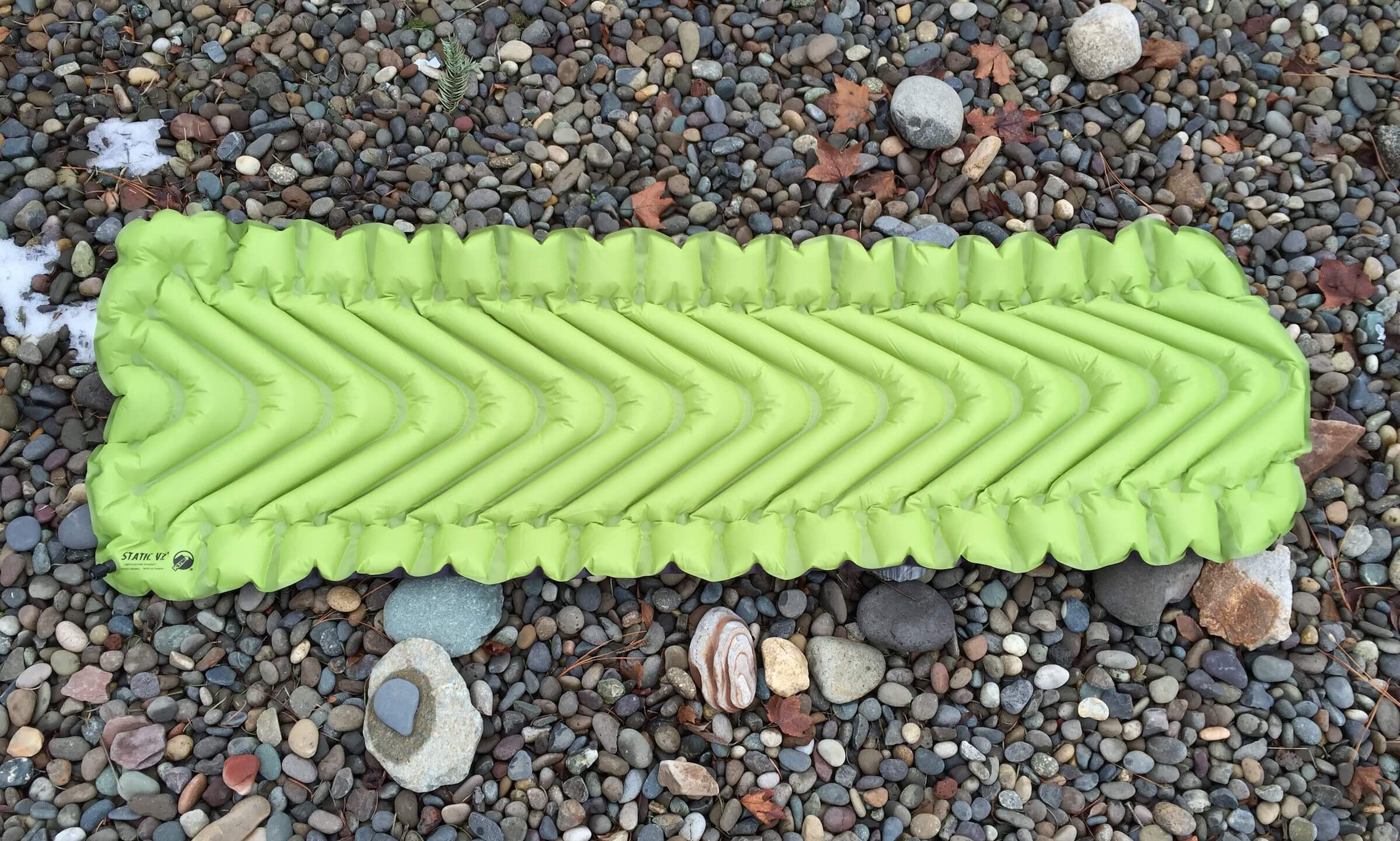 Klymit Static V2 Backpacking Pad Review Man Makes Fire