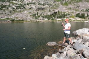 learn how to fly fish