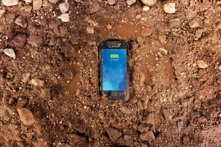 h2pro battery case