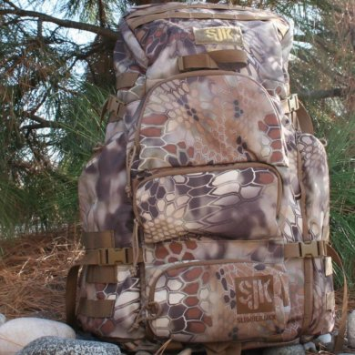sjk slumberjack backpack