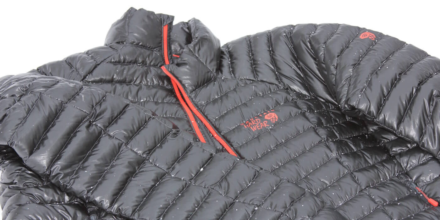 mountain hardware ghost whisperer down jacket