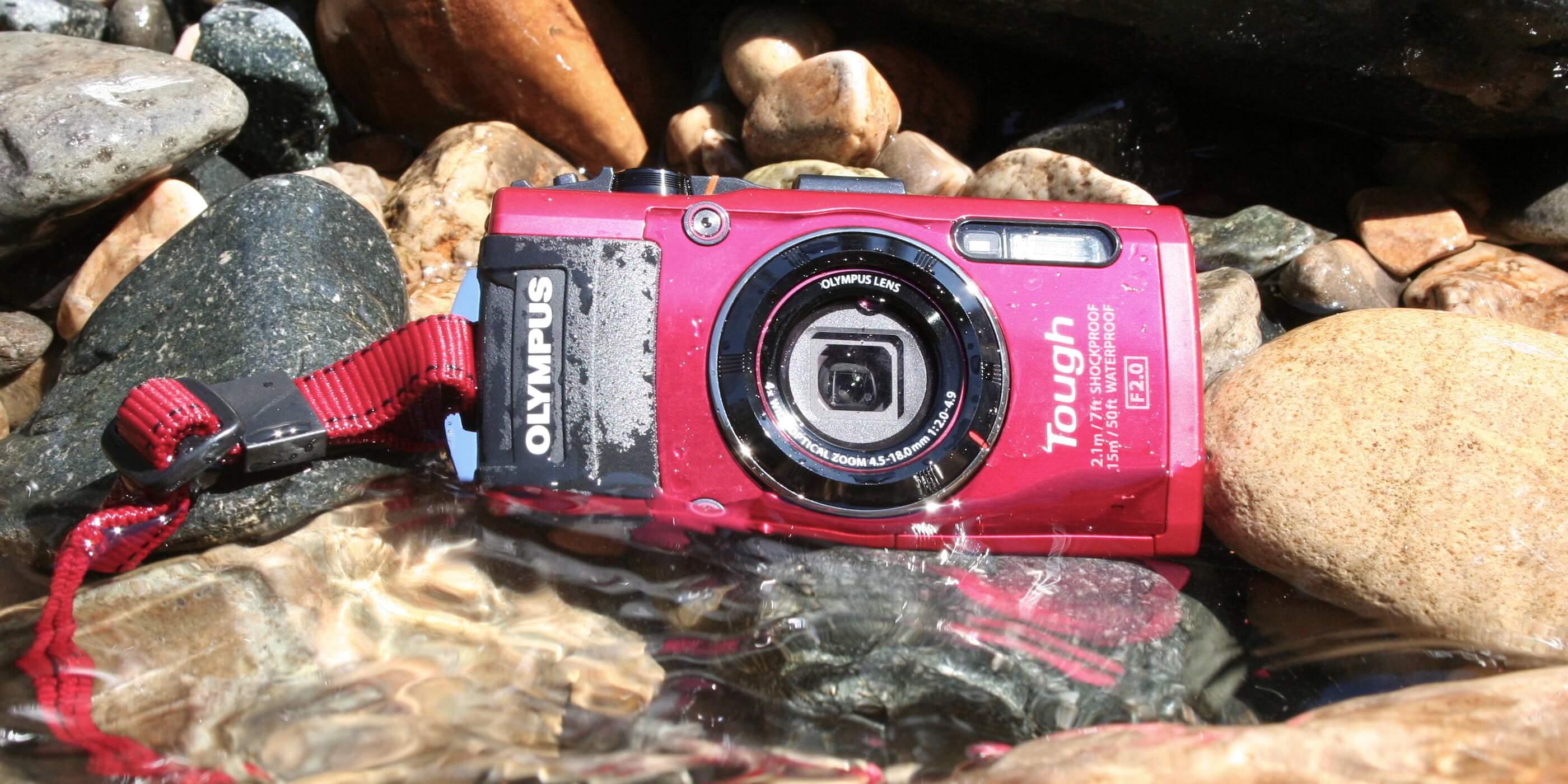 Best Waterproof Cameras 2017 Adventure