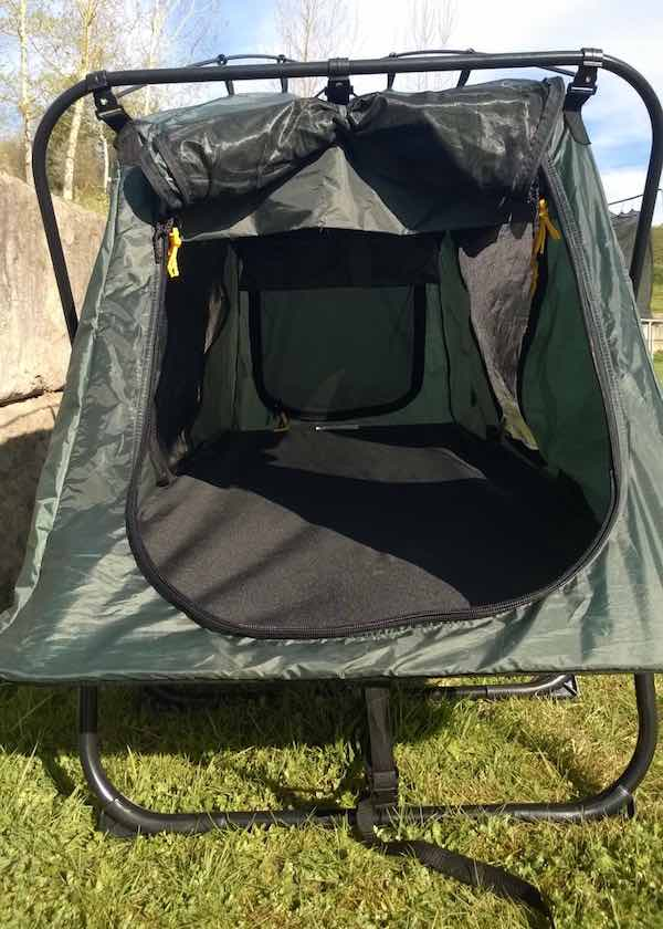 &-rite-tent-cot-review. The K&-Rite Oversize ... & Kamp-Rite Oversize Tent Cot Review - Man Makes Fire