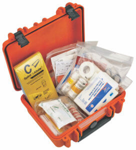 best camping first aid kit cabelas outfitter