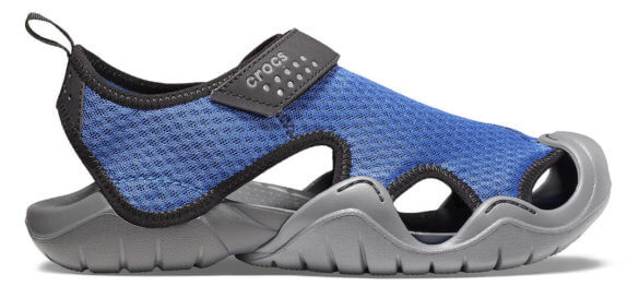 This best river sandal image shows the Crocs Swiftwater Sandal.