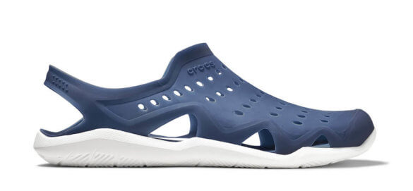 This best river sandal image shows the Crocs Swiftwater Wave sandal.