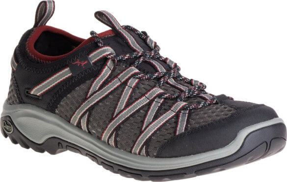 This best water shoe image shows the mens Chaco Outcross 2 water shoe.