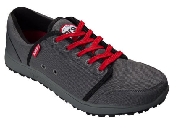 This best water shoe image shows the mens NRS Crush water shoe.