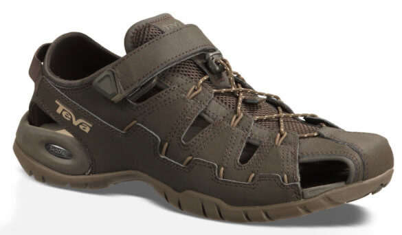 This best water shoe image shows the mens Teva M Dozer 4.