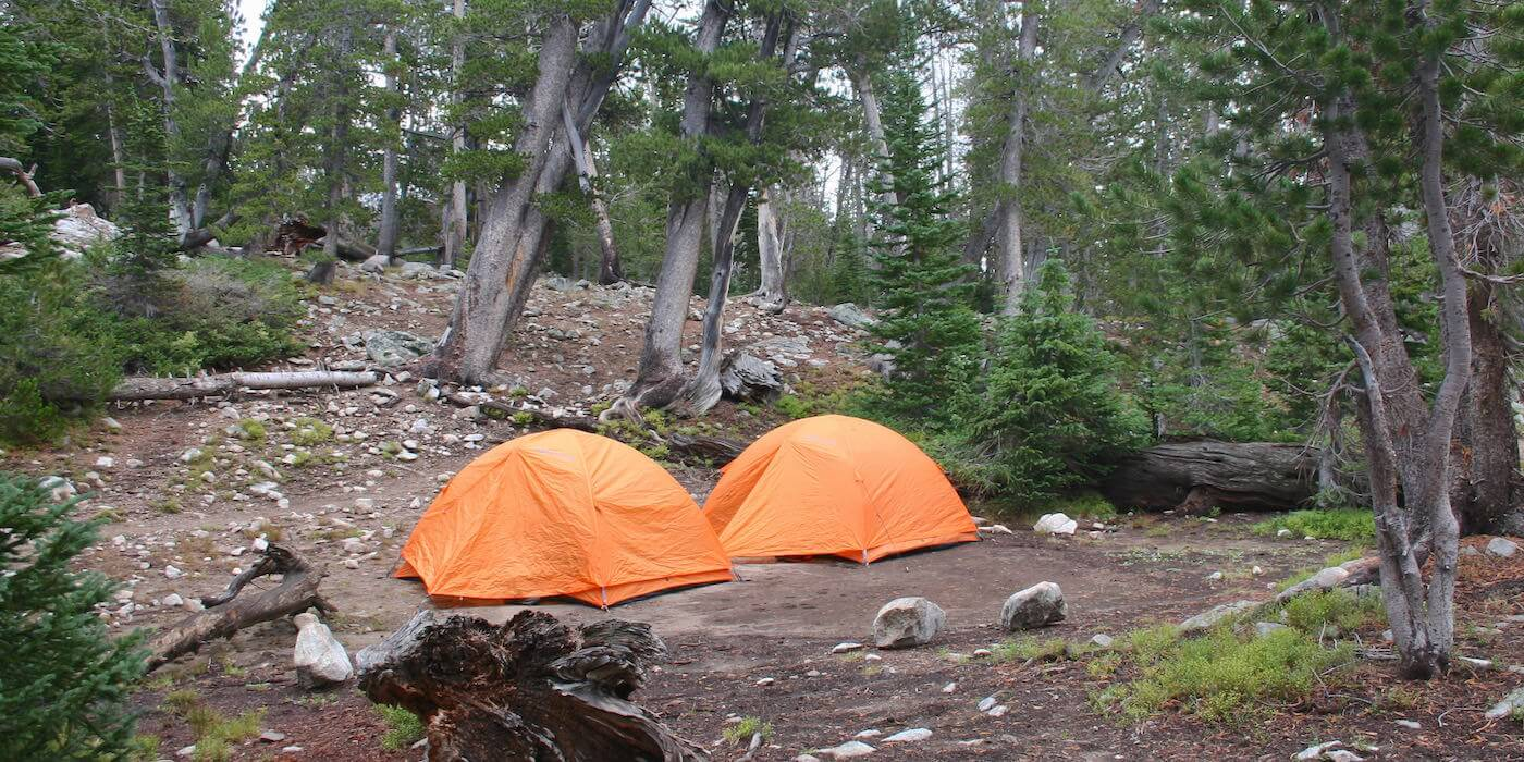 Shares 2.4K & 7 Best Backpacking Tents for the Money 2017 - Man Makes Fire