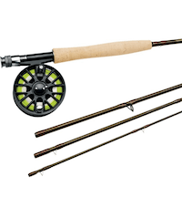 fly fishing gift cabelas rod reel