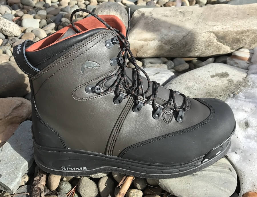 c7b2bdb35646 10 Best Wading Boots for 2018 - Man Makes Fire