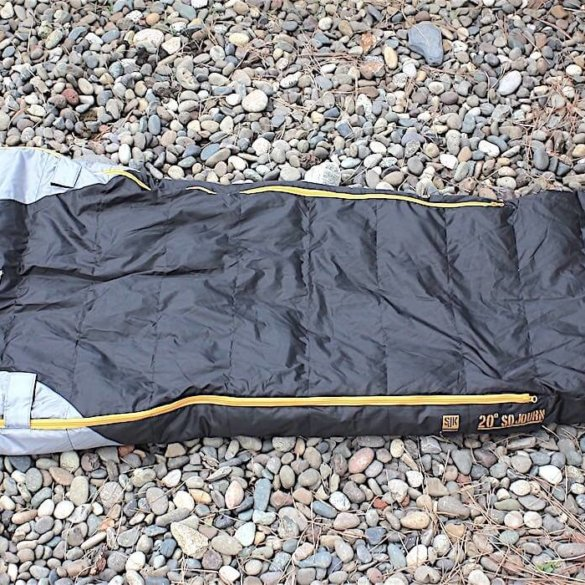slumberjack sojourn sleeping bag