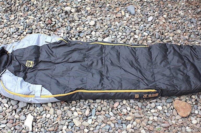 slumberjack sojourn sleeping bag