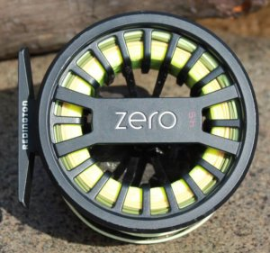 best fly fishing reels zero