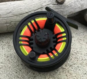 ross reel review fly