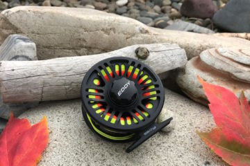 ross eddy reel review fly fishing