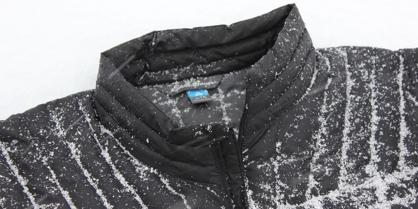 microtherm stormdown jacket review