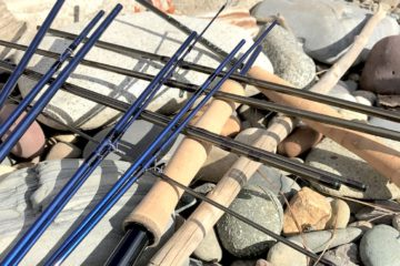 best travel fly rod